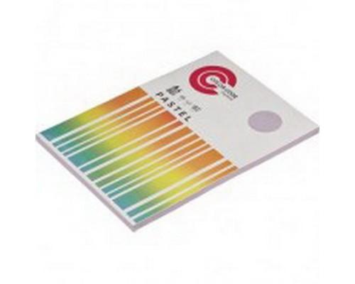 Бумага офисная А4 100 листов COLOR CODE PASTEL, п листов 80г/м2, фиолетовая БЕЗ СКИДКИ