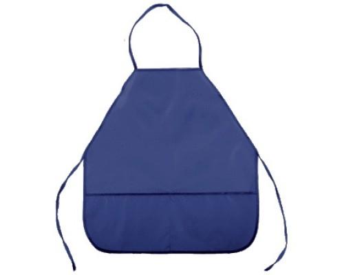 Фартук deVENTE 39x49 см (S), однотонный темно-синий