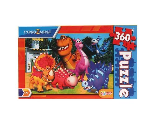 ПАЗЛЫ Умные игры 360 Турбозавры